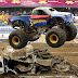 Superman Monster Trucks
