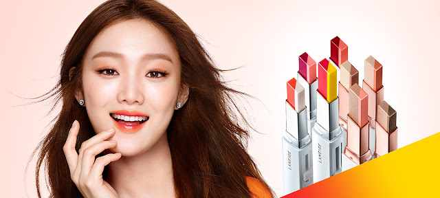 Laneige Spring 2016 Two Tone Lip Bar & Shadow Bar Collection
