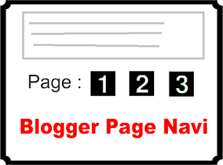 Cara Membagi Artikel Postingan Menjadi Satu Dua Tiga Halaman Pada Blogspot