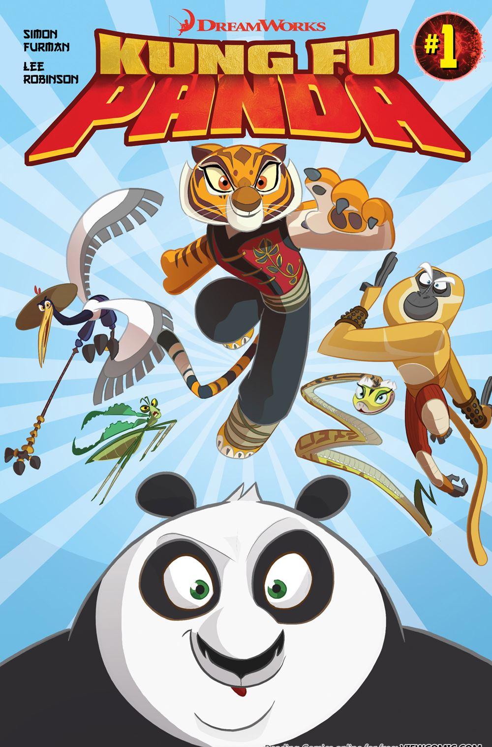 Kung Fu Panda 001 2015 | Read Kung Fu Panda 001 2015 comic
