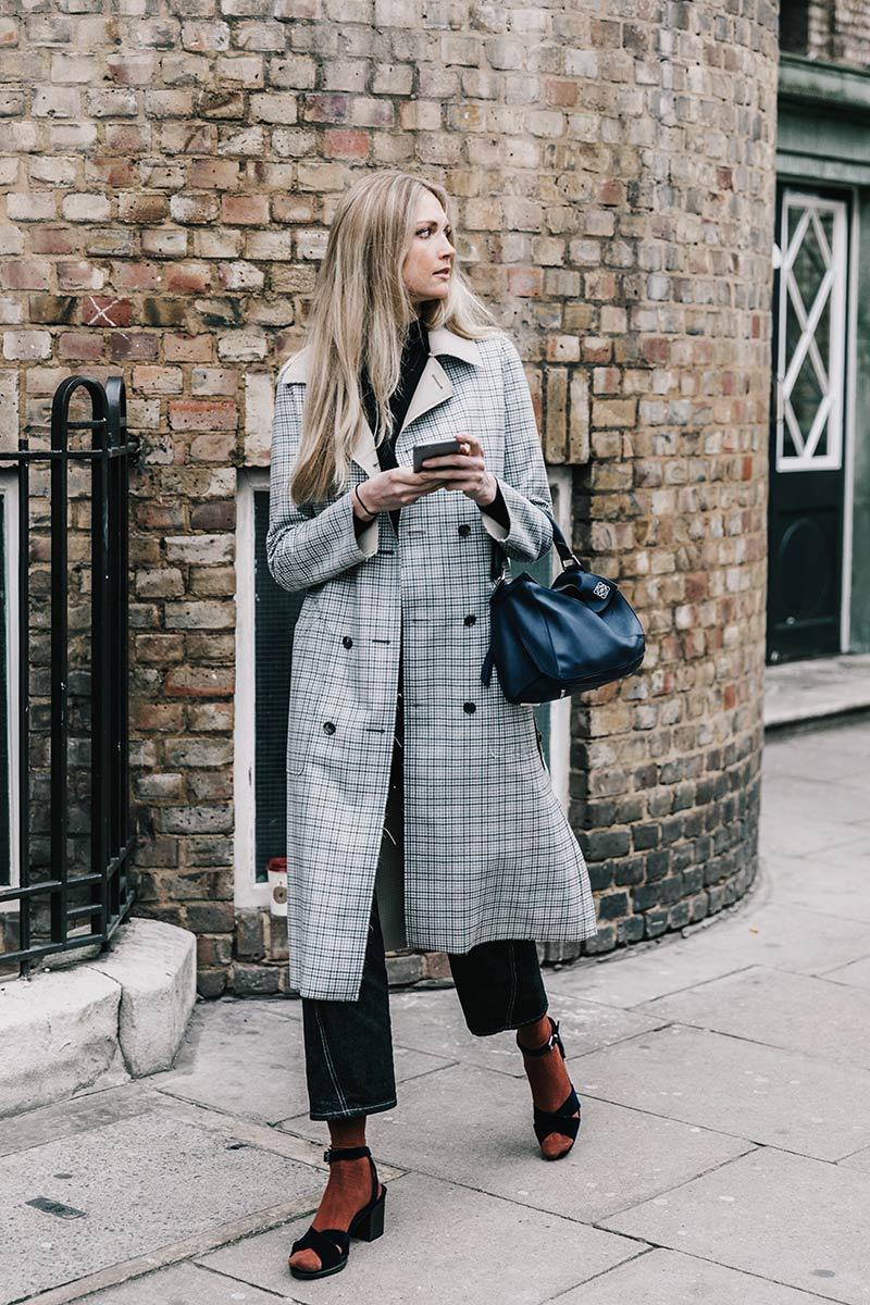 London Fashion Week 2017 Street Style M 39 S