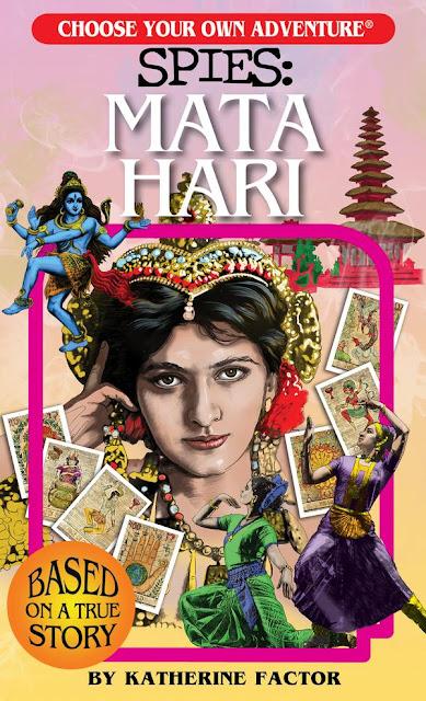 Choose Your Own Adventure SPIES: Mata Hari