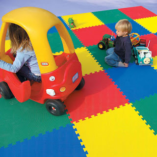 Greatmats Play Mats Foam Puzzle Tiles classroom