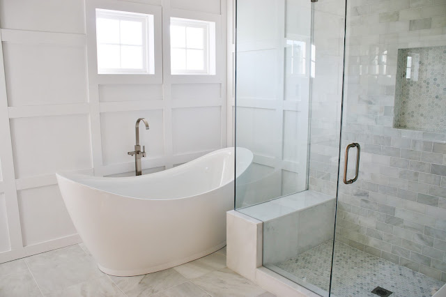 My Simple Modest Chic: Master Bath Remodel
