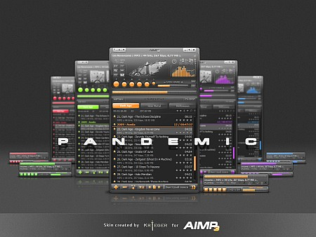 Download AIMP Audio Player 4.01.1705 Final Portable