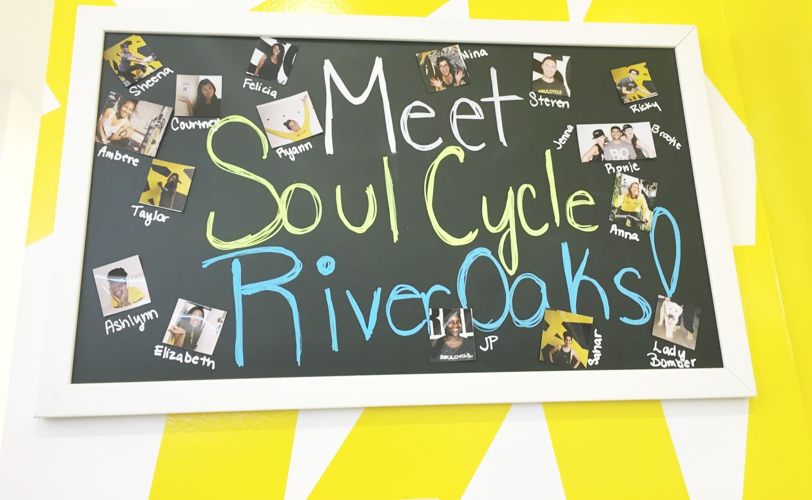 SoulCycle - A cycling fitness studio in Houston, Texas