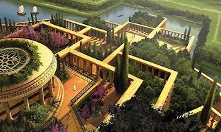 Babil'in Asma Bahçeleri