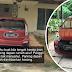 'Sesedap rasa parking depan rumah orang, inilah akibatnya' - Netizen