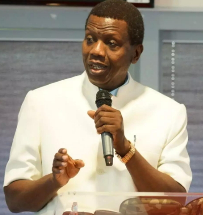 pastor adeboye civil war