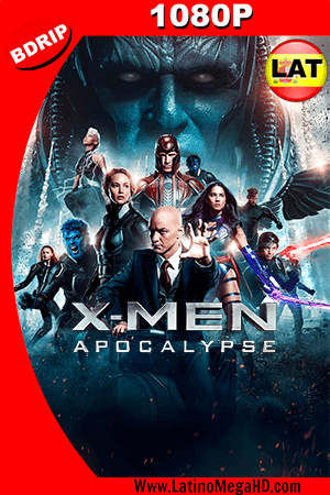 X-Men: Apocalipsis (2016) Latino HD BDRIP 1080P ()