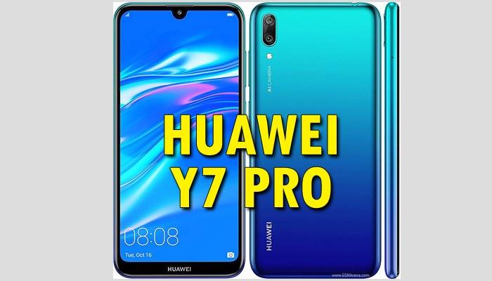 Harga Huawei Y7 Pro dan Spesifikasi