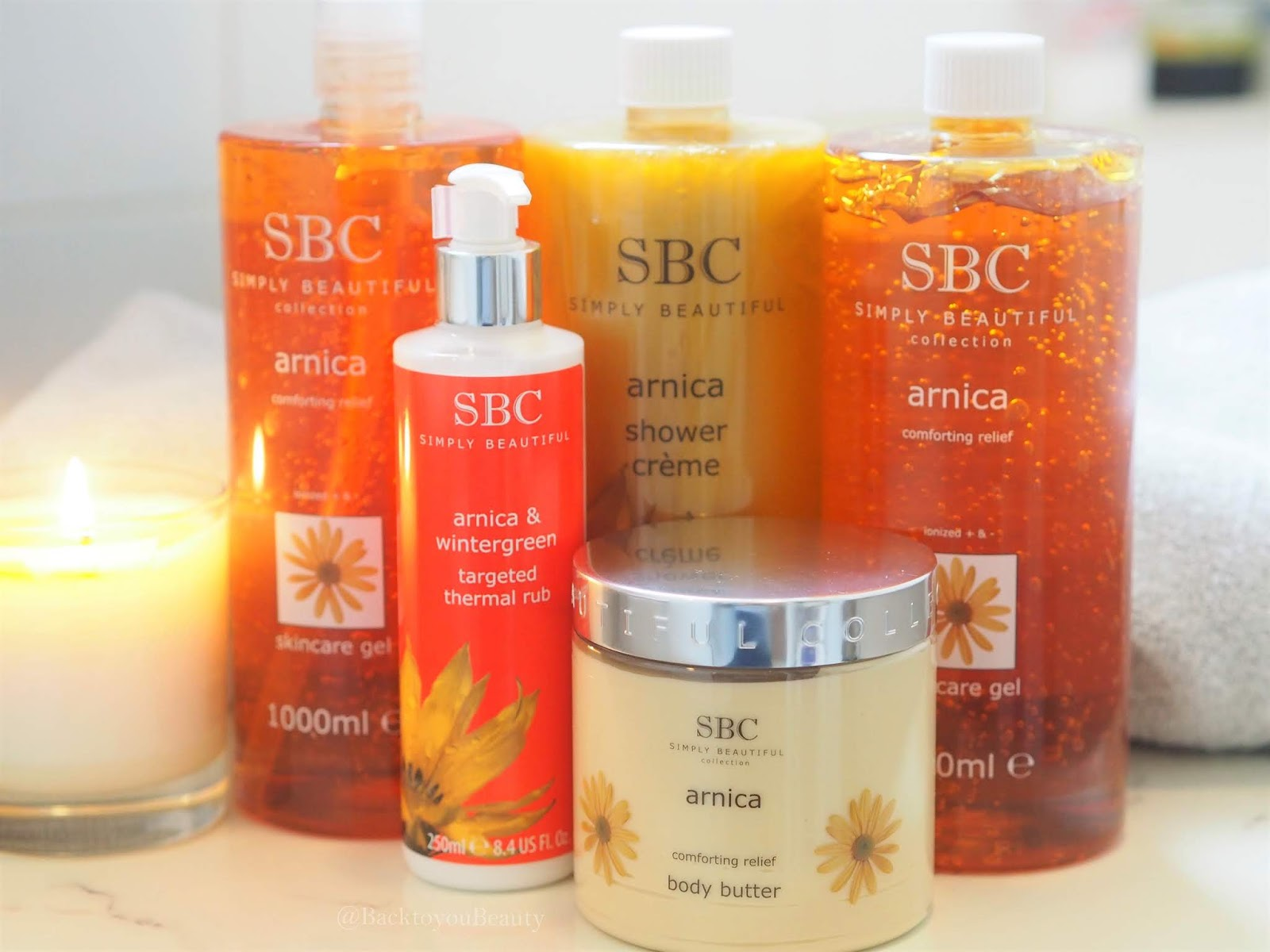 The Arnica Collection SBC