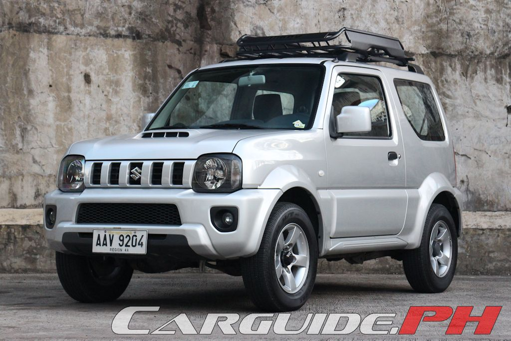review 2016 suzuki jimny jlx m t philippine car news car reviews automotive features and