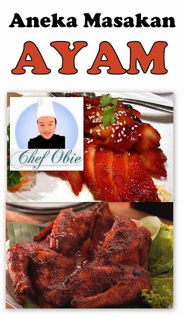 chef obie  info  resepi popular resepi rempah ratus Resepi Gulai Ayam Nasi Dagang Terengganu Enak dan Mudah
