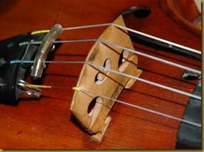 Hướng dẫn cơ bản cách đặt ngựa đàn violin
