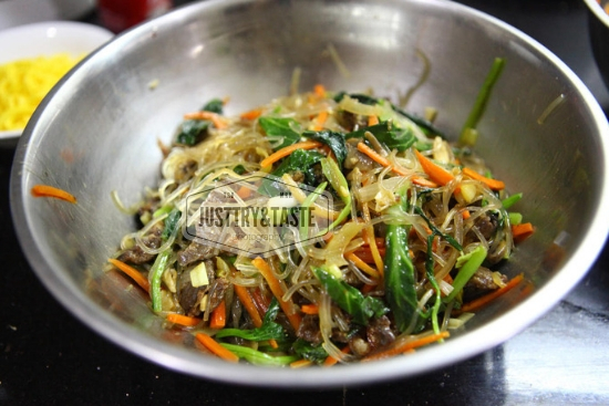 Resep Korean Japchae Just Try Taste