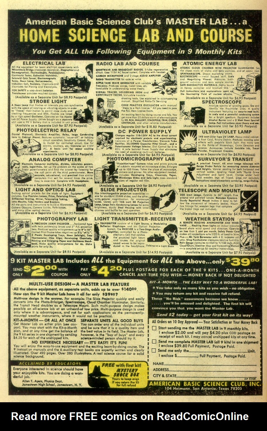 Strange Adventures (1950) issue 198 - Page 34