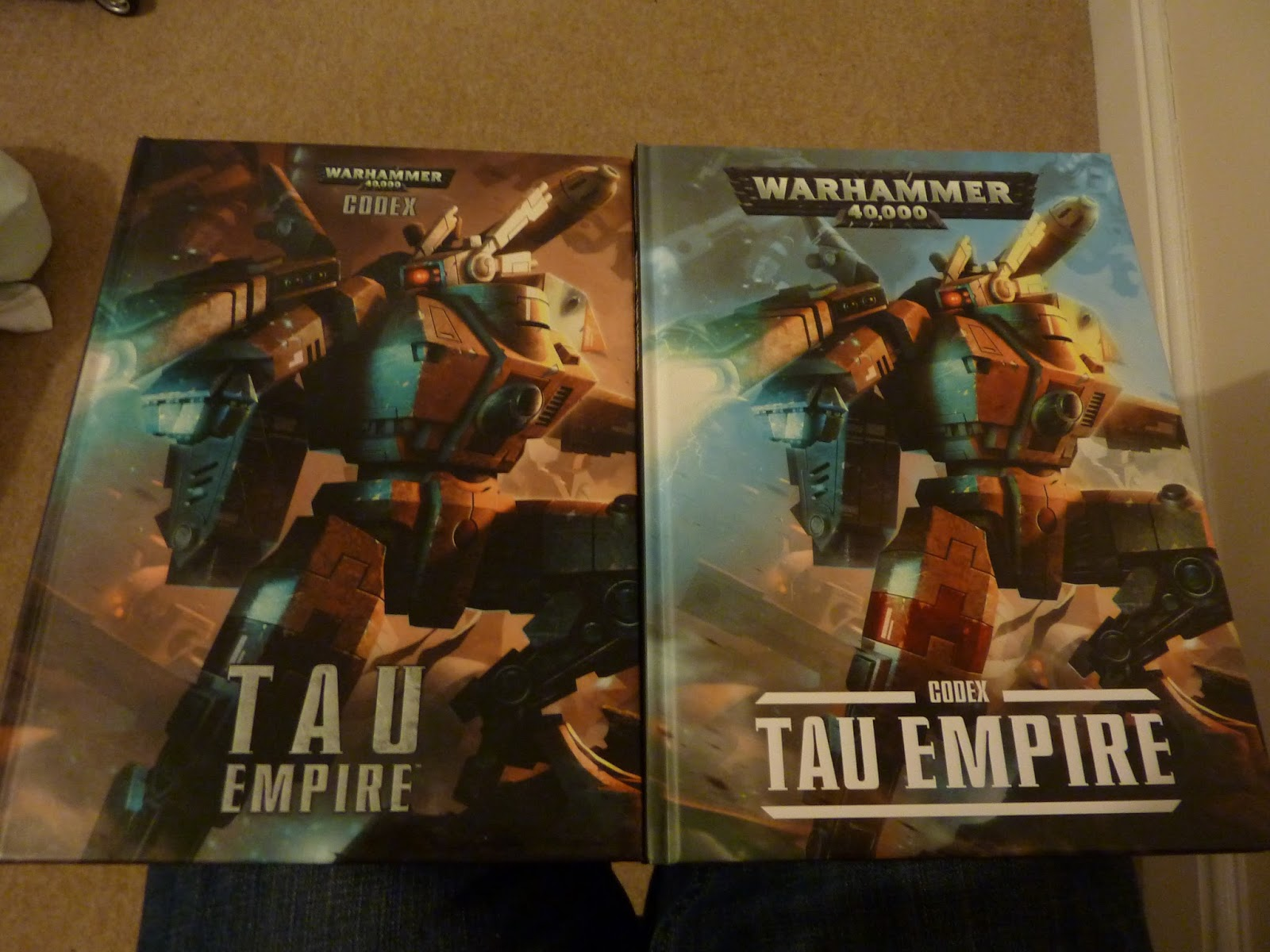 From The Fang: New 7th Edition Tau Codex Review (1 of 2) - Spot The