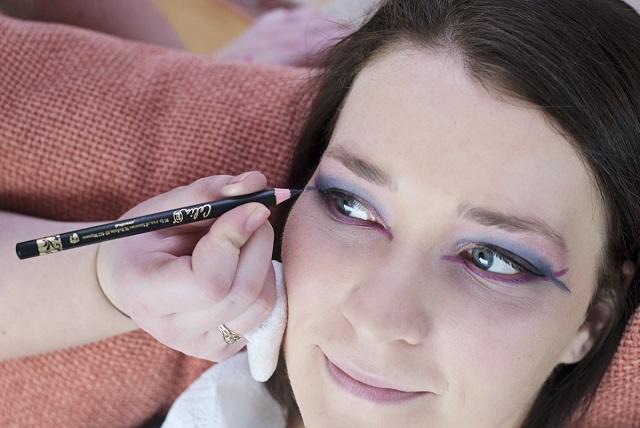 Shiny Syl Na Tropie Makijażu Lat 80 Tych By Celia Shiny Syl Blog