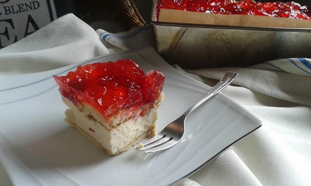 Ciasto bez pieczenia- melba
