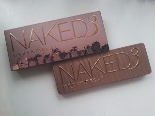 Urban Decay Naked 3; Review+Swatches