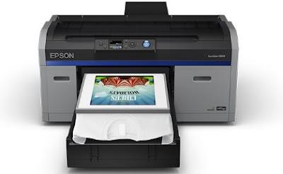 Epson SC-F2130 Garment Printer Drivers Software Download
