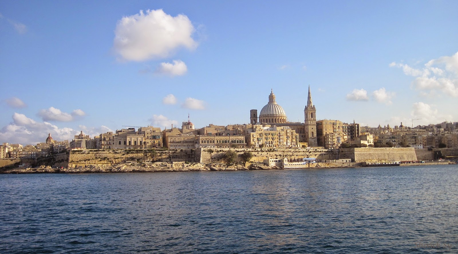 Cruising in Malta