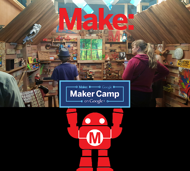 Maker Camp is opening July 11 either online or by affiliates