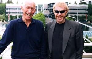 Phill Knight Dan Bill Bowerman Pendiri Merek NIKE