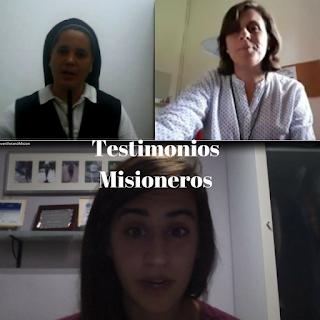 Misioneros, Domund, vídeo misionero