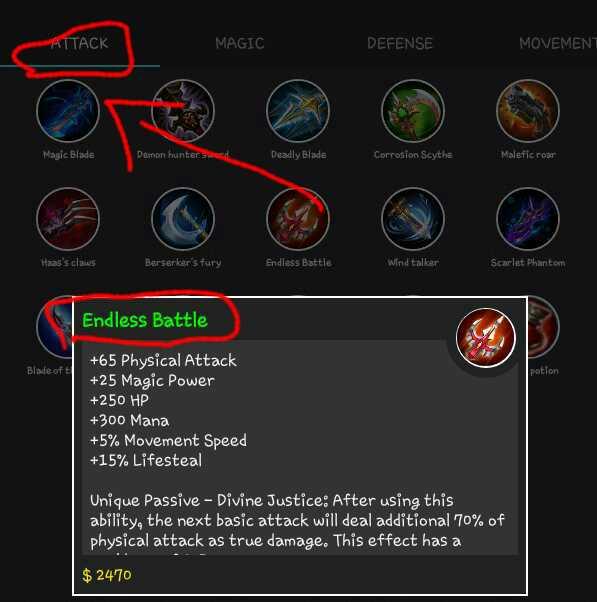 Build Item Alpha Savage Mobile Legend Terbaik Dengan Full Damage Yang Sangat Mematikan