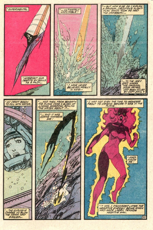 Read online Secret Origins (1986) comic -  Issue # _Annual 1 - 21