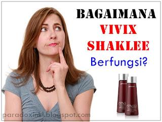 Bagaimana Vivix Shaklee Berfungsi