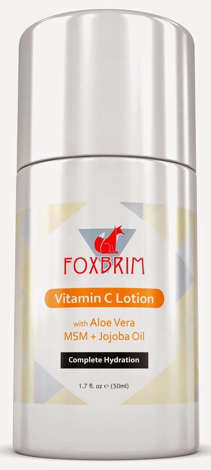 Rachel's Reviews: Vitamin C Lotion [Natural & Organic]