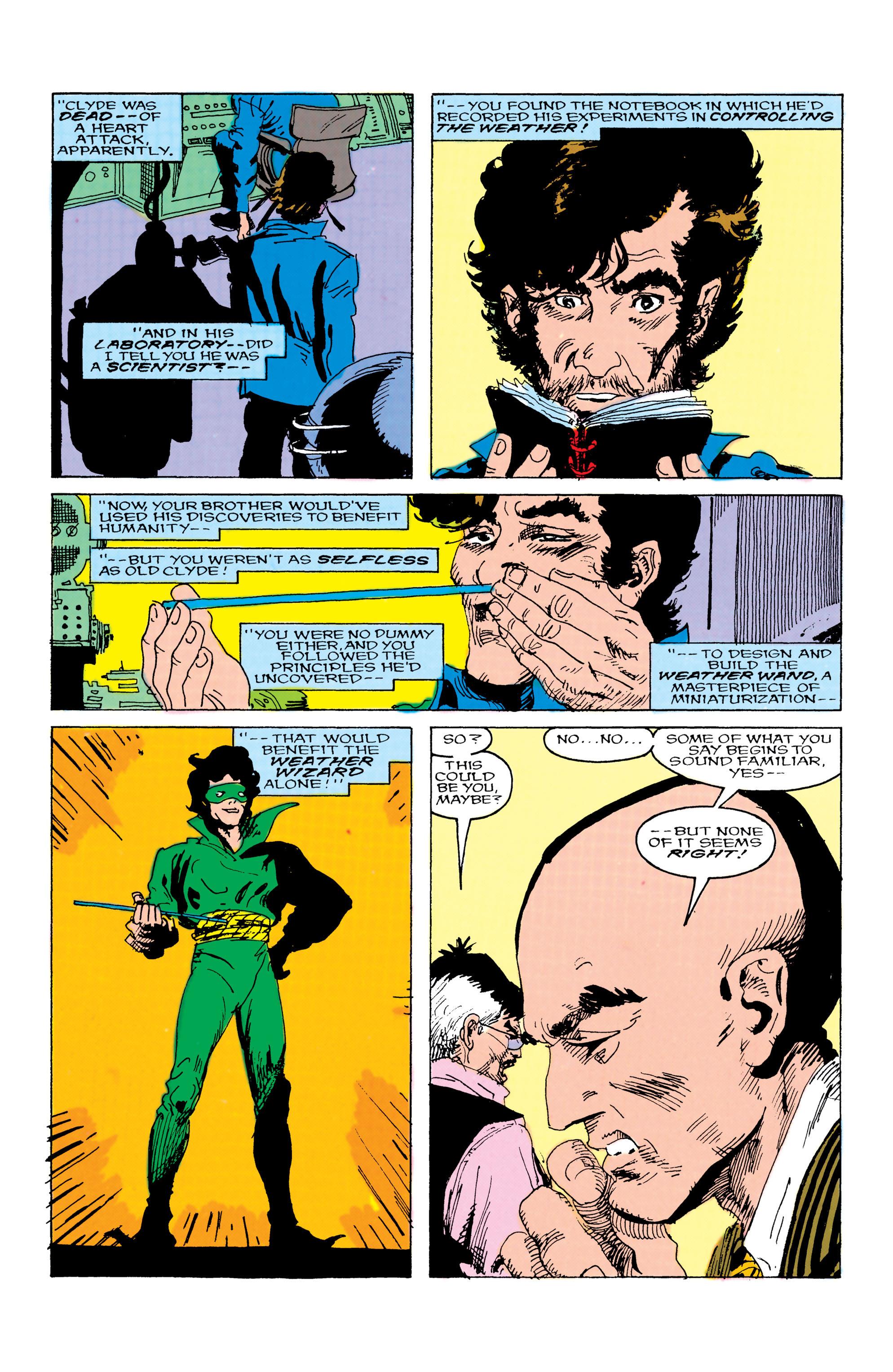 Read online Secret Origins (1986) comic -  Issue #41 - 29