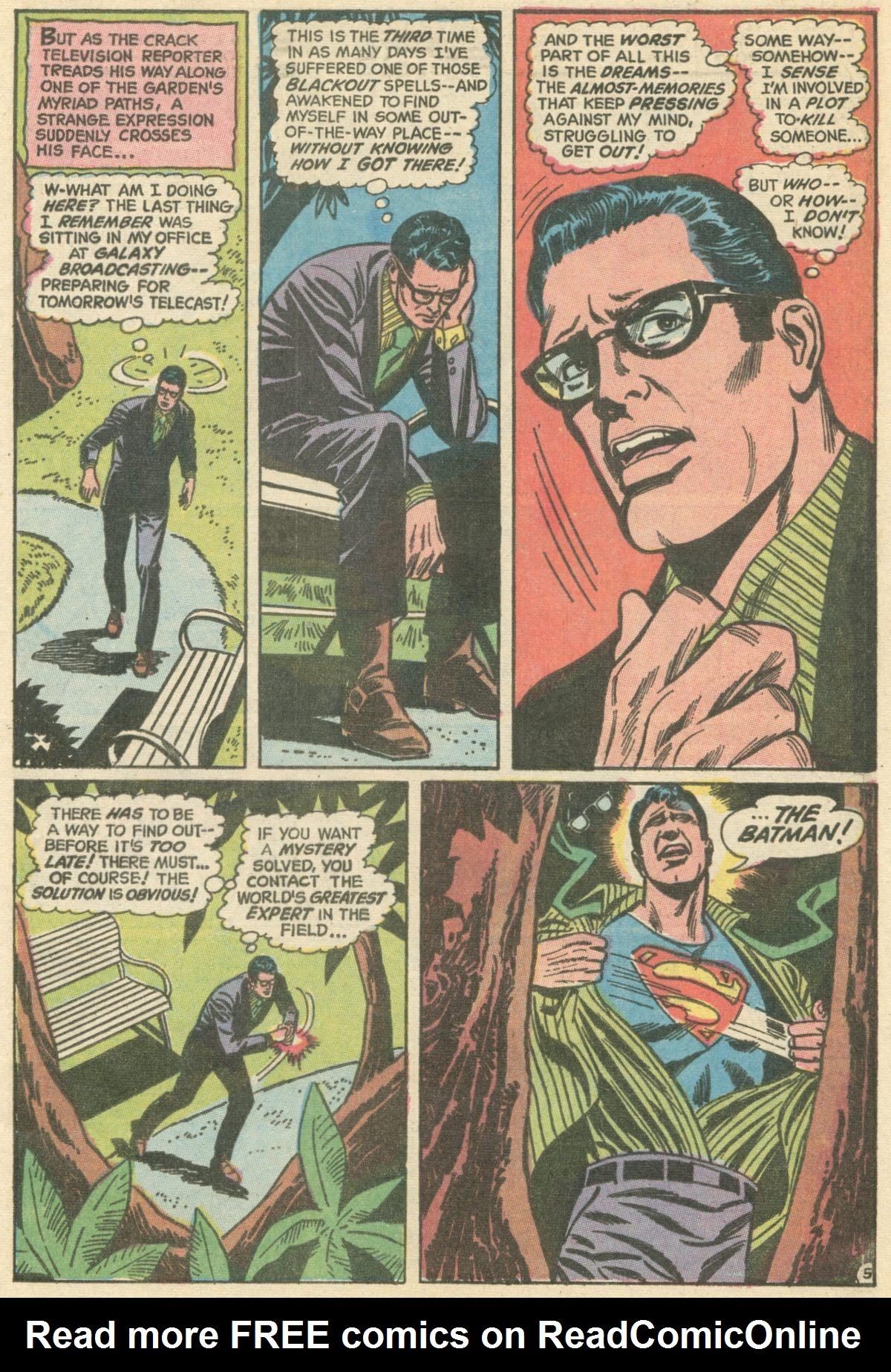 Read online World's Finest Comics comic -  Issue #207 - 7