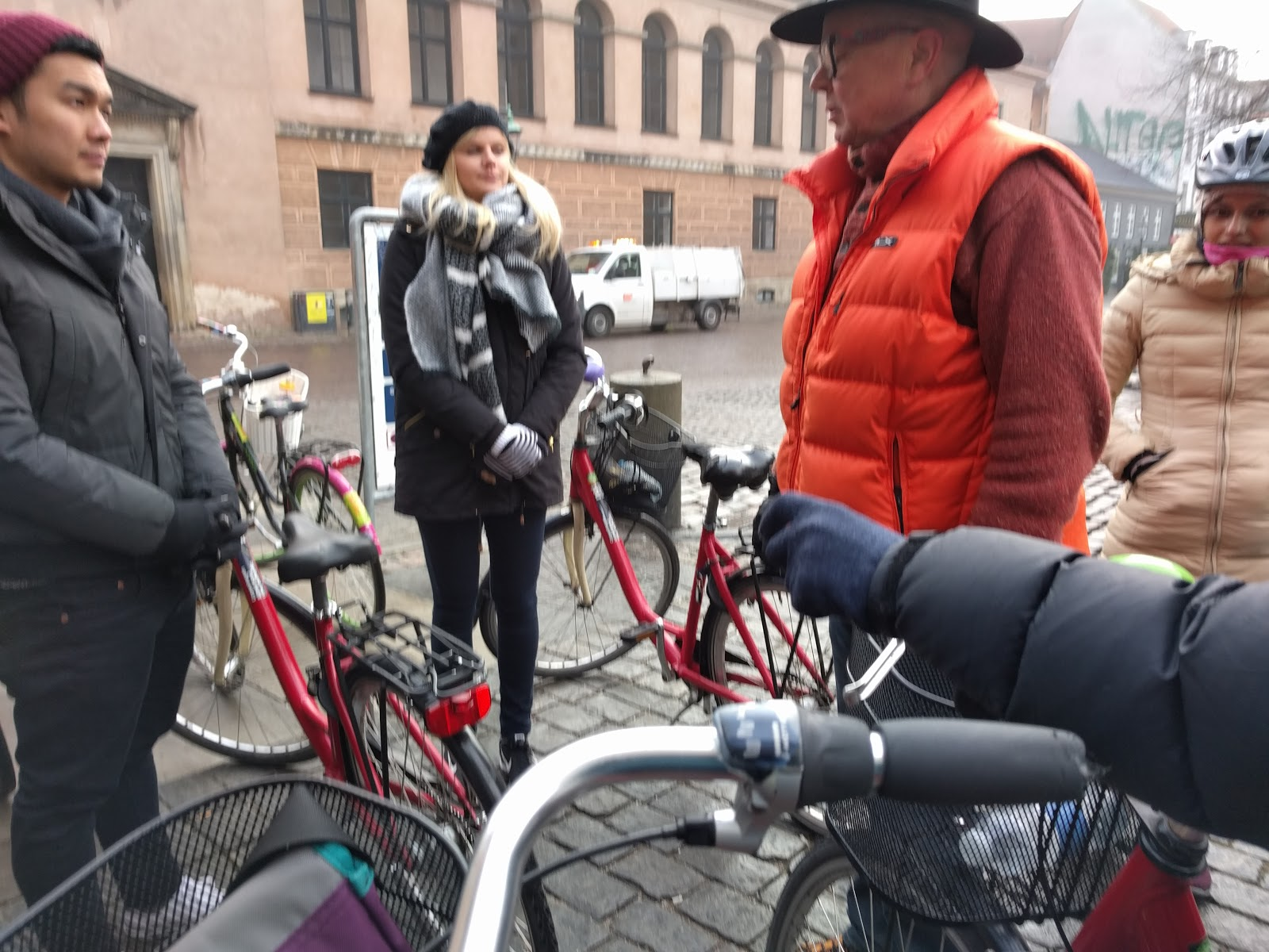 Copenhagen Day 4 With Bike Mike And The Fog Ellen Says Hola