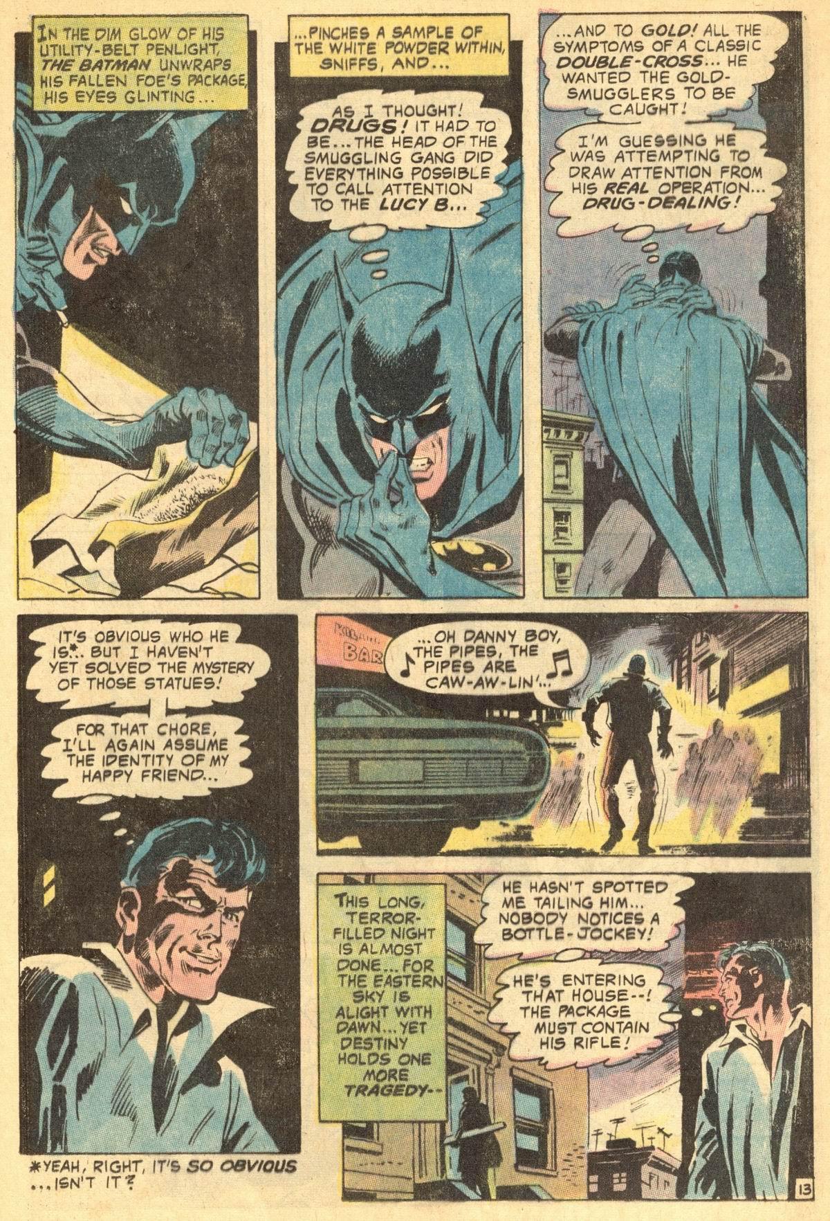 Detective Comics (1937) 419 Page 16