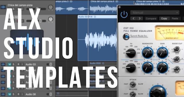 ALX Studio Templates