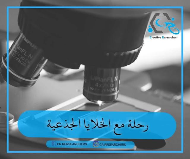 رحلة مع الخلايا الجذعية