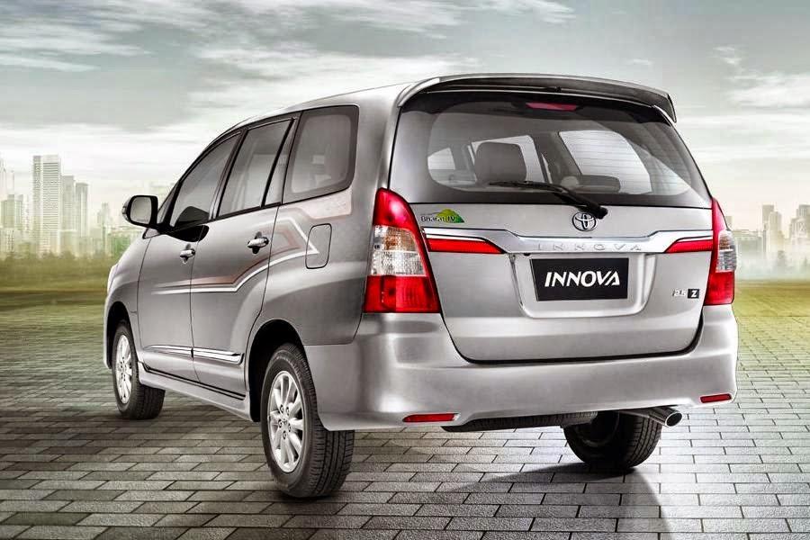 toyota innova toyota tan cang 5 -  - So sánh Toyota Innova và KIA Rondo : Đĩnh đạc và trẻ trung