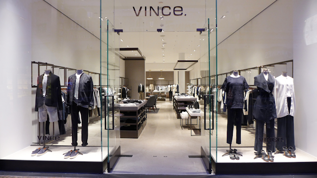 Vince fashion Las Vegas