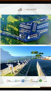 Kavling Tanah UP Town Hills Residence