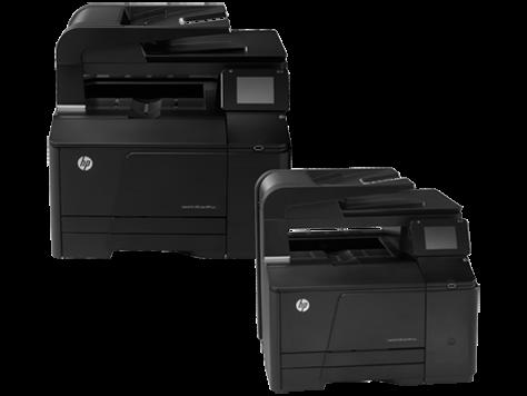 HP LaserJet Pro 200 color MFP M276 Printer Drivers