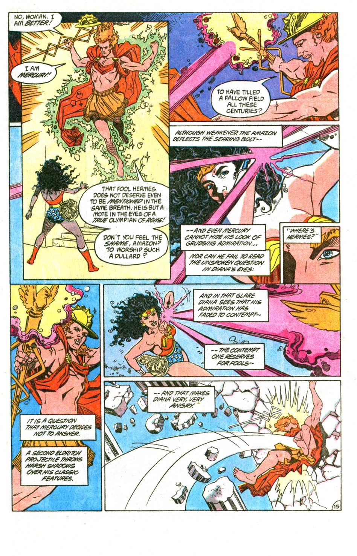 Read online Wonder Woman (1987) comic -  Issue #51 - 17