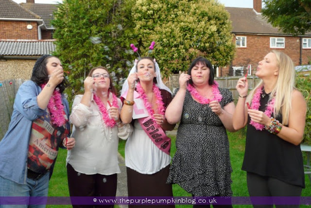 Cocktails & Dreams Hen Party / Bachelorette at The Purple Pumpkin Blog