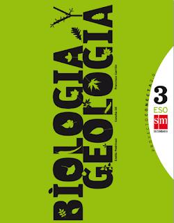 Libro Biología y Geología 3º ESO SM Proyecto Conecta 2.0