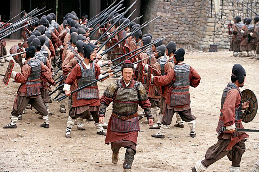 han dynasty roman empire