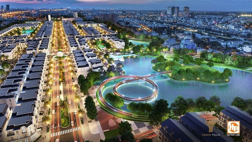 Thái Hưng Eco City – đô thị xanh trong lòng thành phố Thái Nguyên