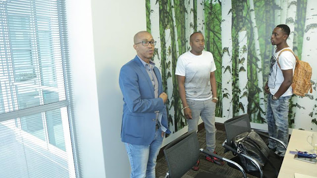 Jaguar Set To Release A Collabo With South Africa's Mafikizolo (Photos)